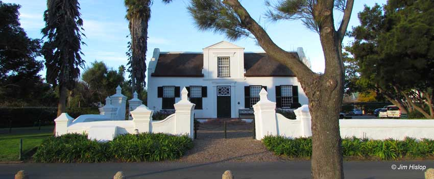 Valkenberg House - now Protea Hotel Mowbray
